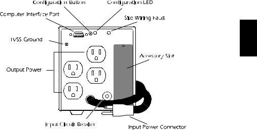 APC SMARTUPS Smart-UPS 700 User Manual
