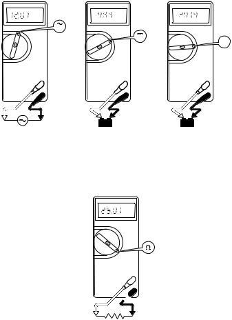 Fluke PN 650454, 73, 70 User Manual