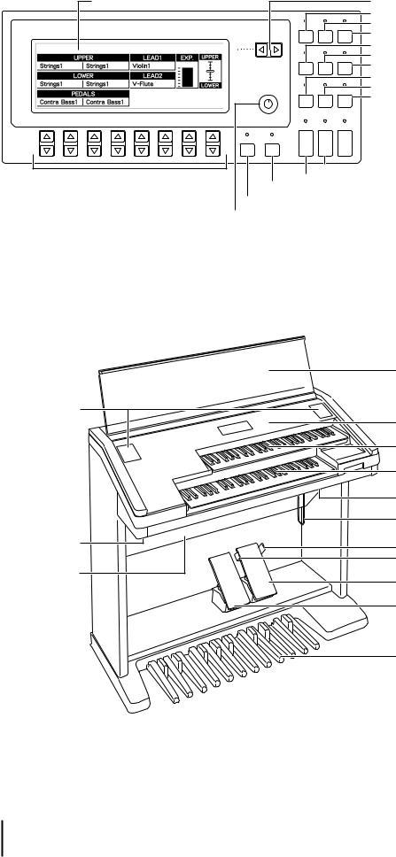 Yamaha EL900, EL900E User Manual