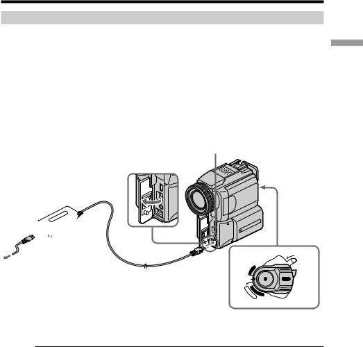 Sony DCR-PC120BT, DCR-PC115, DCR-PC115 User Manual