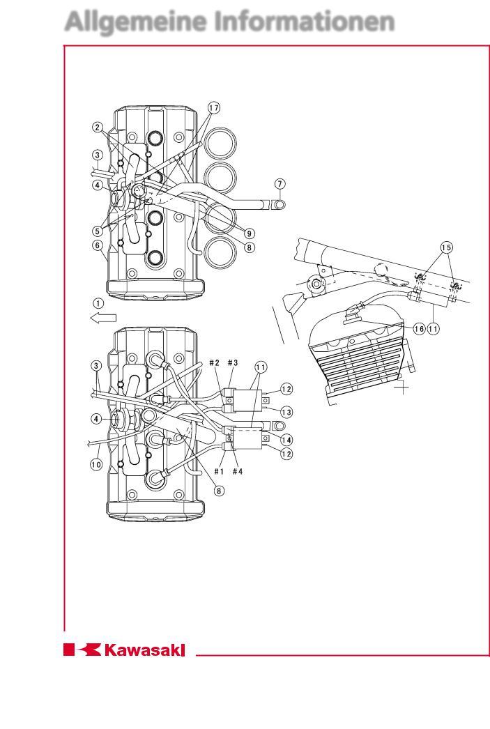 Kawasaki ZRX1200 Service Manual