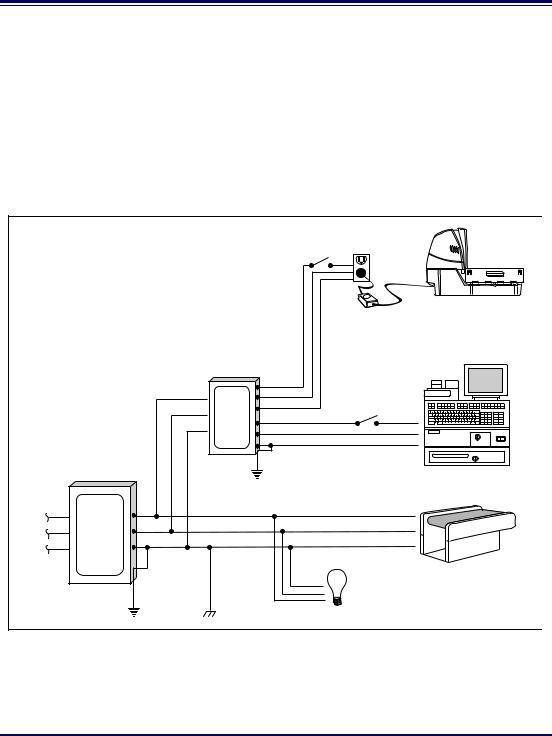Datalogic Scanning MAGELLAN 8500 User Manual