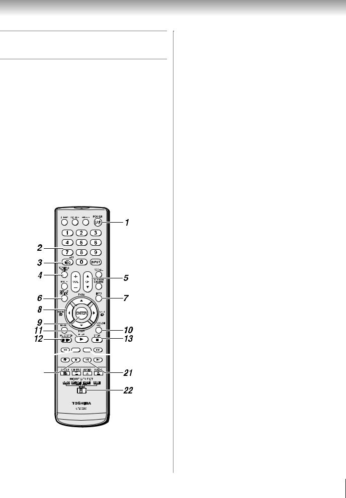 Toshiba REGZA 32HLV66, 26HLV66 User Manual