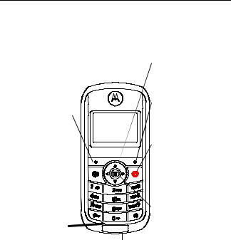 Motorola C118 User Manual