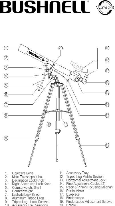 Bushnell 78-9565 User Manual
