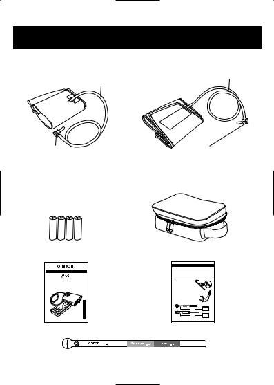 Omron ELITE 7300W User Manual
