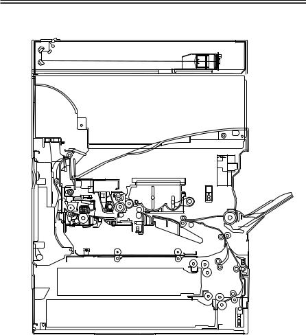 Canon iR2200, iR2800, iR3300 Service Manual