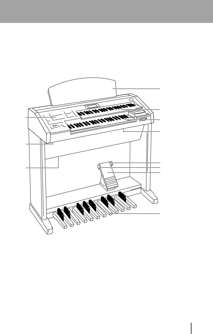 Yamaha EL100E, EL100 User Manual