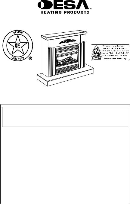 Desa HDCFTN, CGCFTP, CGCFTN 14 User Manual