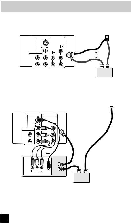 JVC AV 27D305, AV 32D305 User Manual