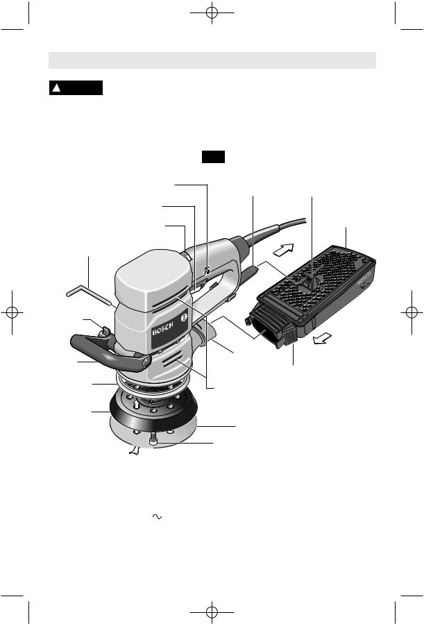 Bosch 3107DVS User Manual