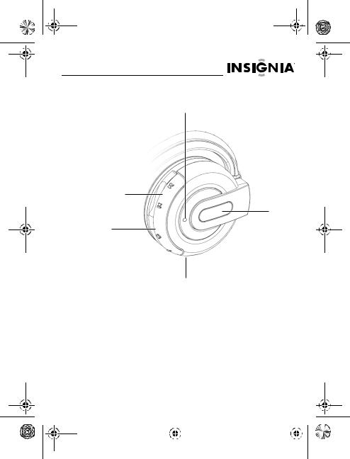 Insignia NS-BTHDST, ns-bthdp User Manual