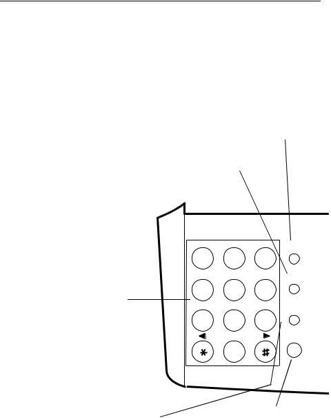 SHARP FO-1660M/UX-600M User Manual