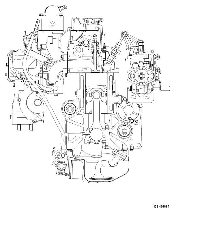 Mitsubishi 4D68 User Manual