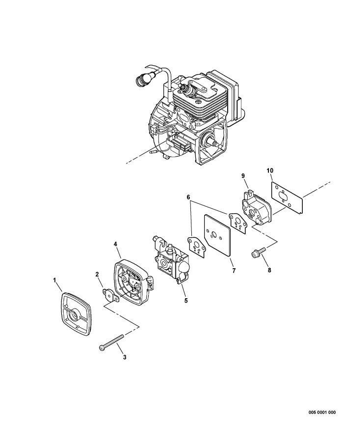Echo SRM-265T User Manual