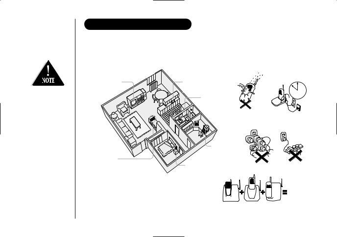 Uniden 2465, DSS 2455 User Manual