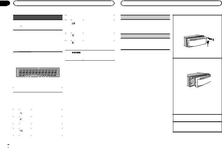 Pioneer DEH-5400BT, DEH-64BT, DEH-6400BT User Manual