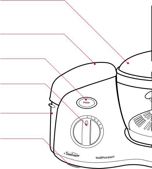 Sunbeam LC6950, LC6250 User Manual