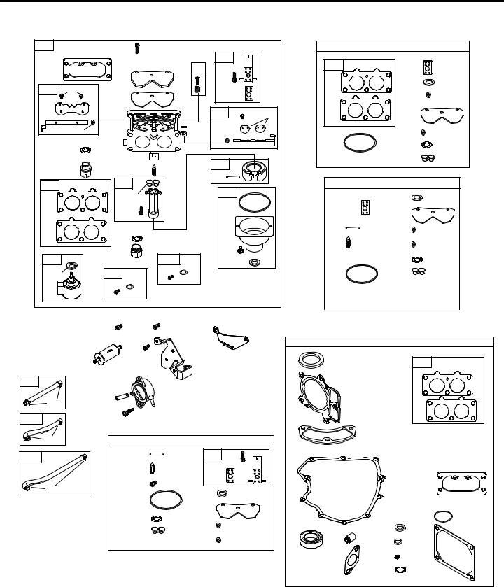 Briggs & Stratton 40G700 User Manual