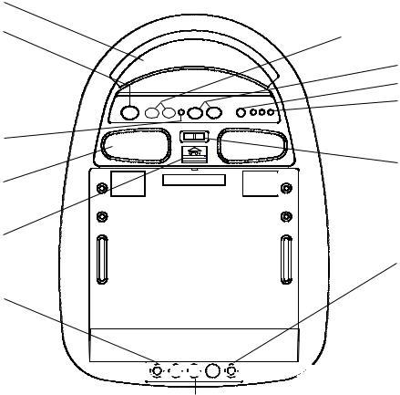 Audiovox VOH681A User Manual