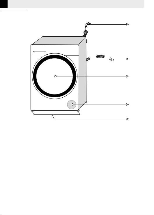 Beko WTL72051W Instruction manual