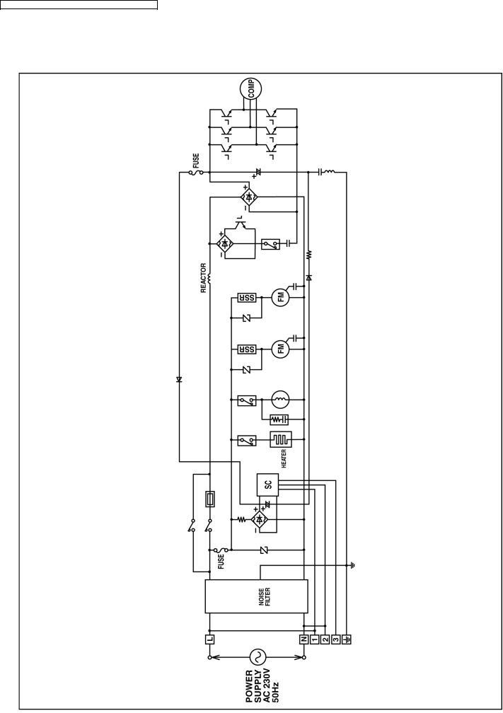Panasonic CS-F34DB4E5 CS-F43DB4E5 Service Manual