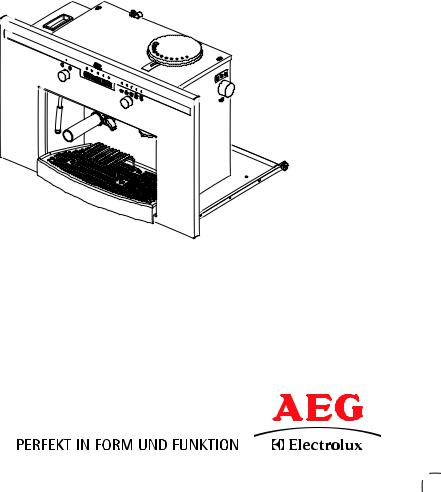 AEG-Electrolux PE8038-M, PE8039-M User Manual