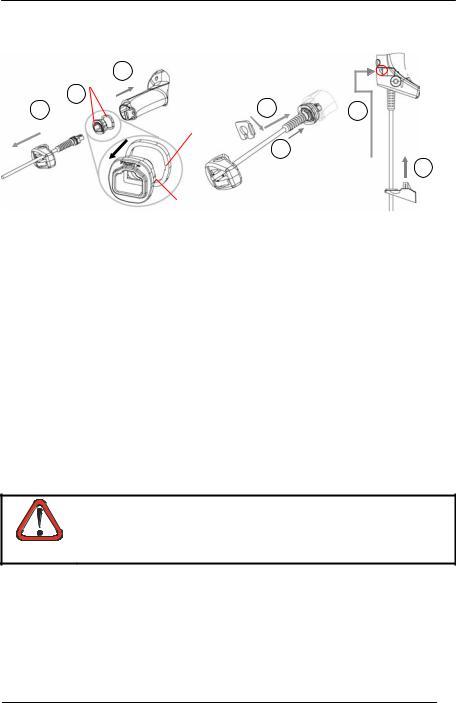 Datalogic Scanning POWERSCAN M8300, POWERSCAN D8330 User