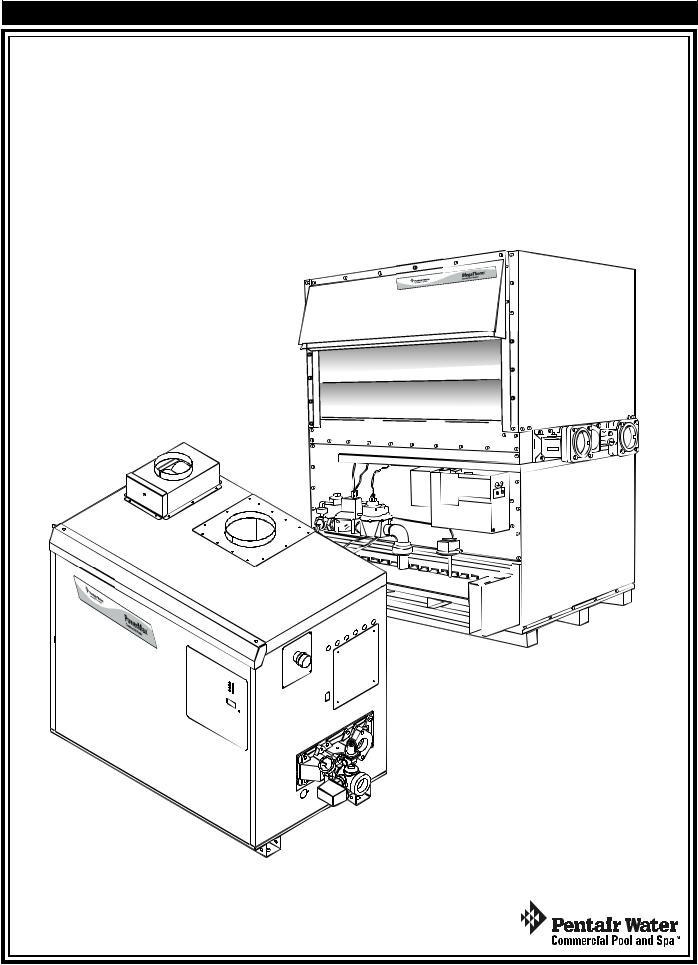 Pentair 472645 User Manual