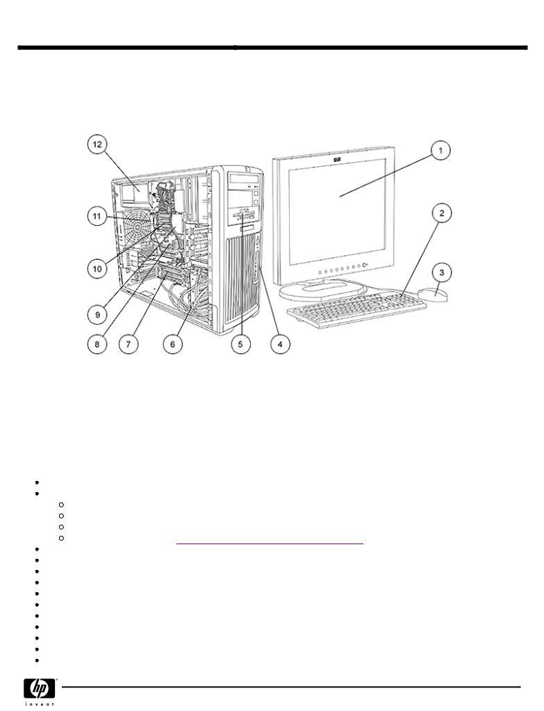 HP EA833AA User Manual