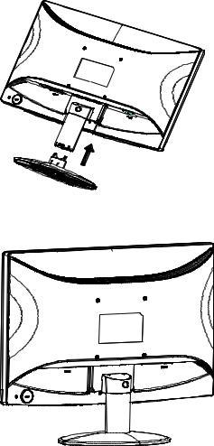 HP Compaq S1922 18.5-inch Widescreen LCD Monitor User Manual