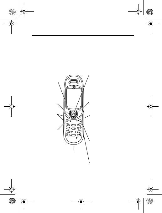 Motorola V80 User Manual