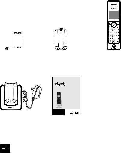 VTech LS6405 User Manual