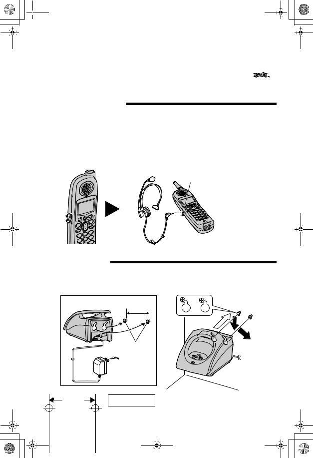 Panasonic KX-TGA650, KX-TGA650B User Manual