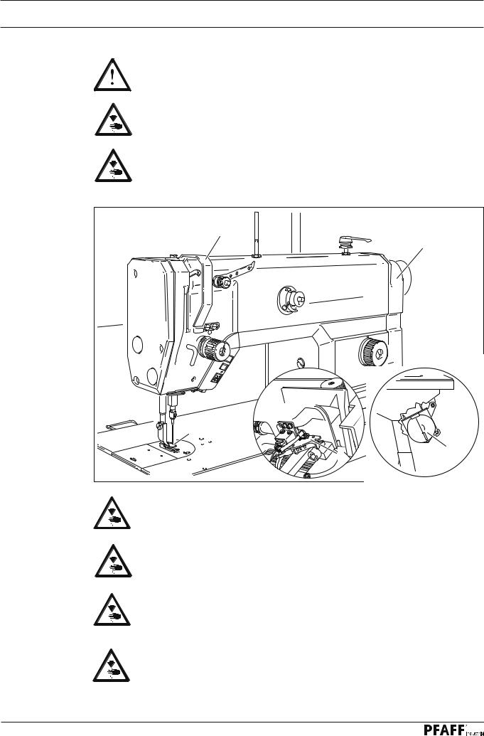 Pfaff 1183 User Manual