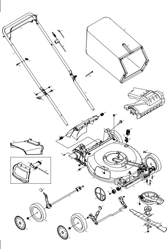 Troy-Bilt TB220-230, TB200, TB330, TB380ES, TB360, TB370