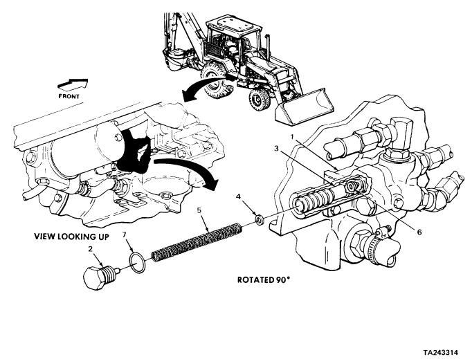John Deere JD 410 Repair Manual
