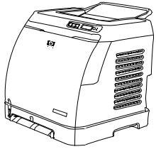 HP Color LaserJet 2600n User Manual