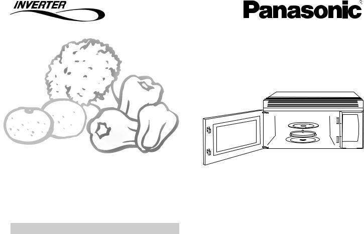 Panasonic NN-S255BF, NN-S255WF, NN-S255 User Manual