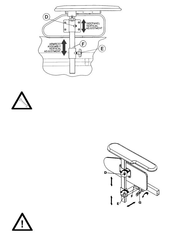 Invacare Spectra Plus User Manual
