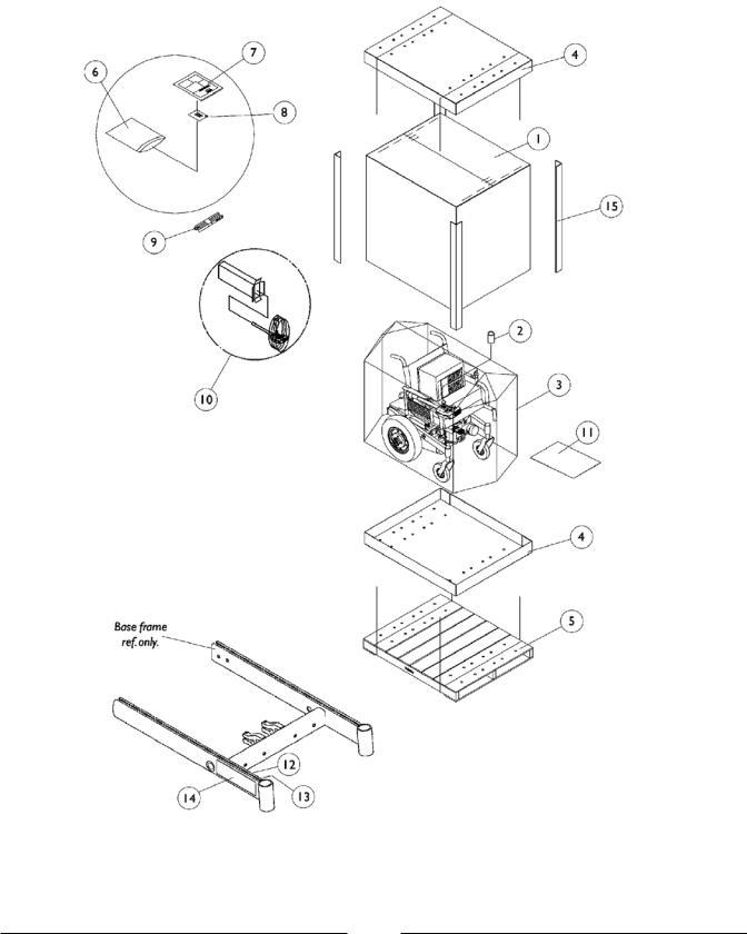 Invacare Ranger XTM, Arrow User Manual