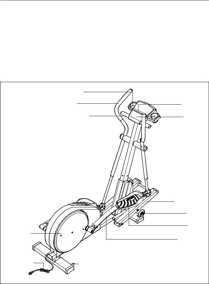 NordicTrack CXT 980 831.298651 User Manual