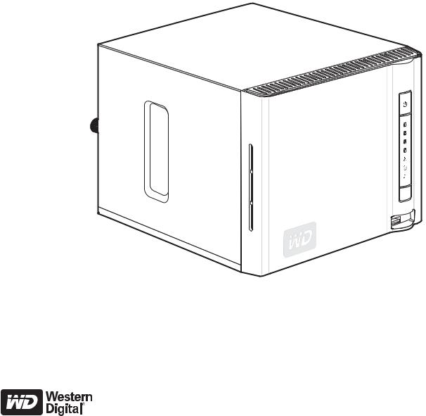 Western Digital WD ShareSpace User Manual