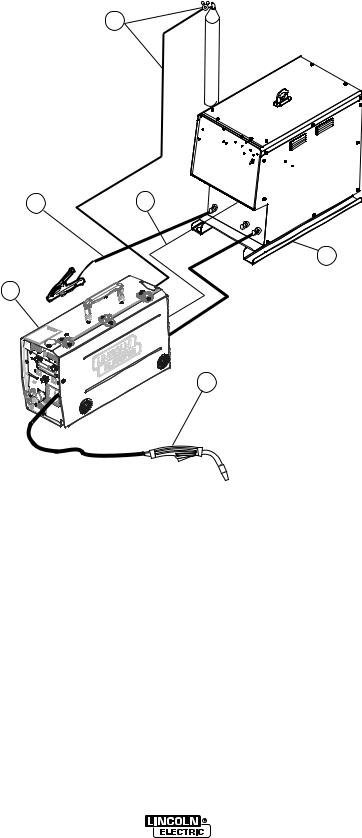 Lincoln Electric POWER FEED IM892-C User Manual