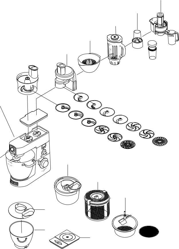 Kenwood KM080 Series, KM080 Instruction Manual