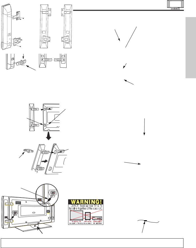 Hitachi 32HDX60, 32HDX60, 42HDX60, 50HDX60 User Manual