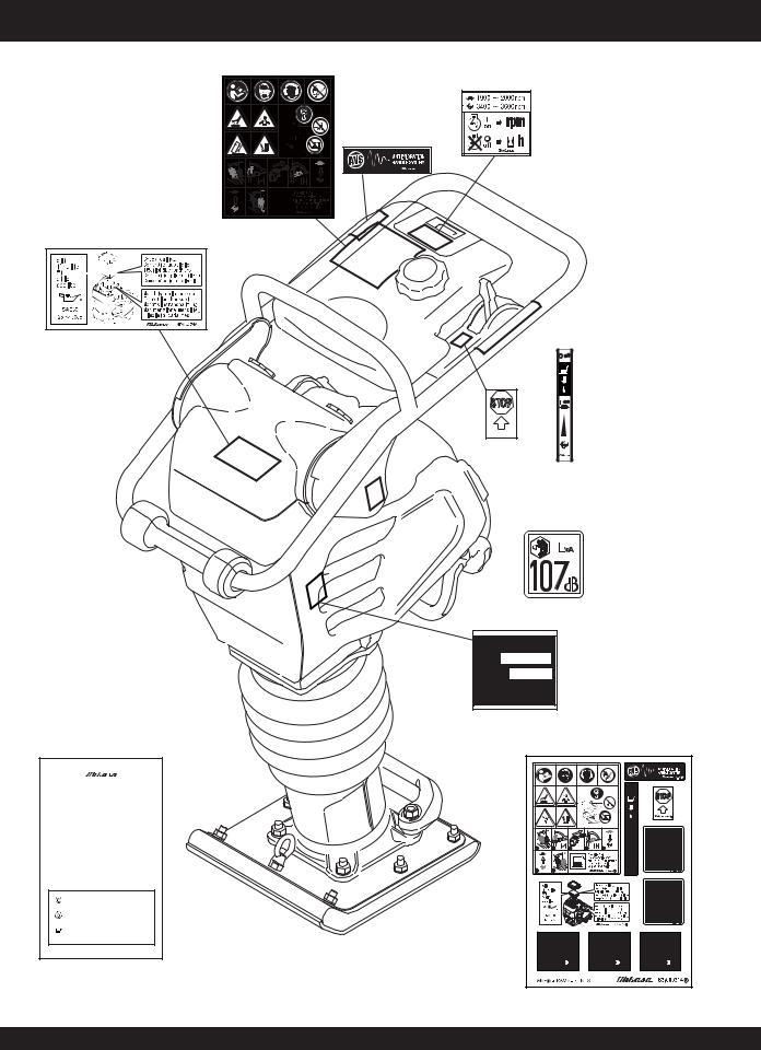 Mikasa MTX-70 User Manual