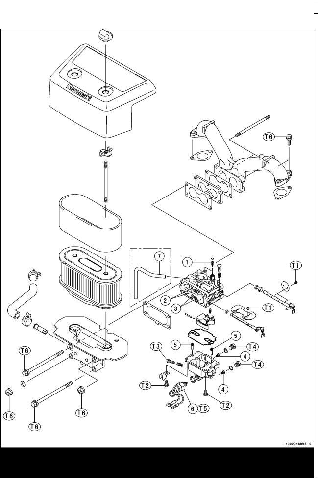 Kawasaki FH641V User Manual