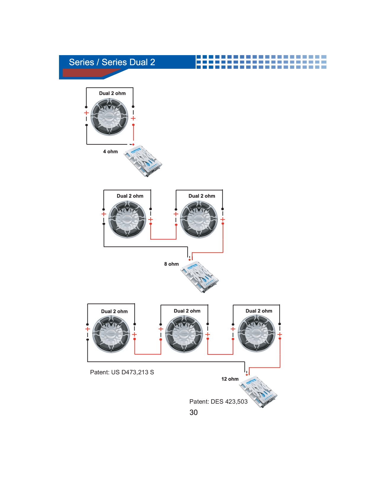 Dual 2 Ohm Wiring Diagram Collection