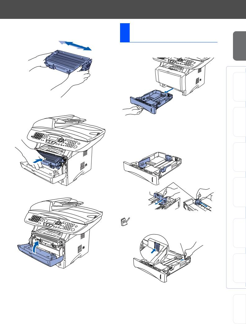 Brother MFC-8440, MFC-8840DN, MFC-8840D User Manual